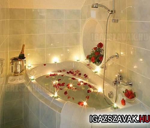 Ilyen lenne egy romantikus este