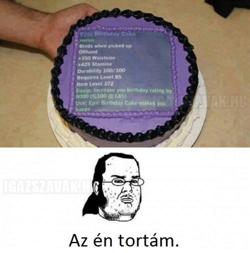 Kocka torta