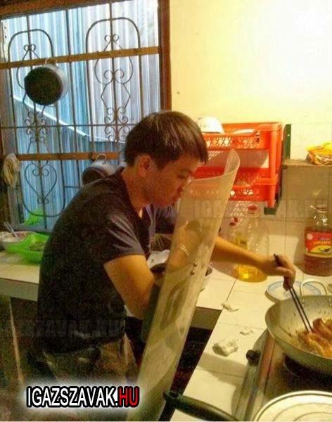 Krumplisütés mesterfokon