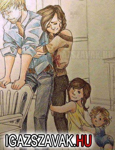 Összetart a család jóban rosszban