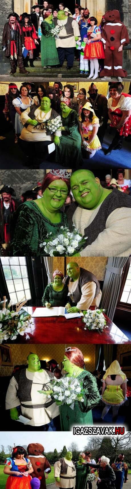 Itt az év legaranyosabb esküvője! Garantált a könnyes mosoly