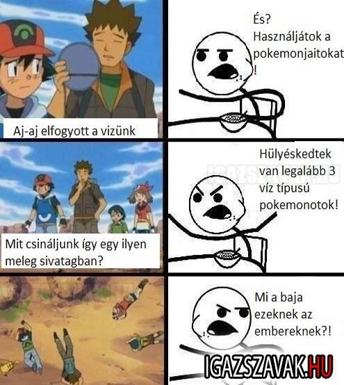 Pokemon logika