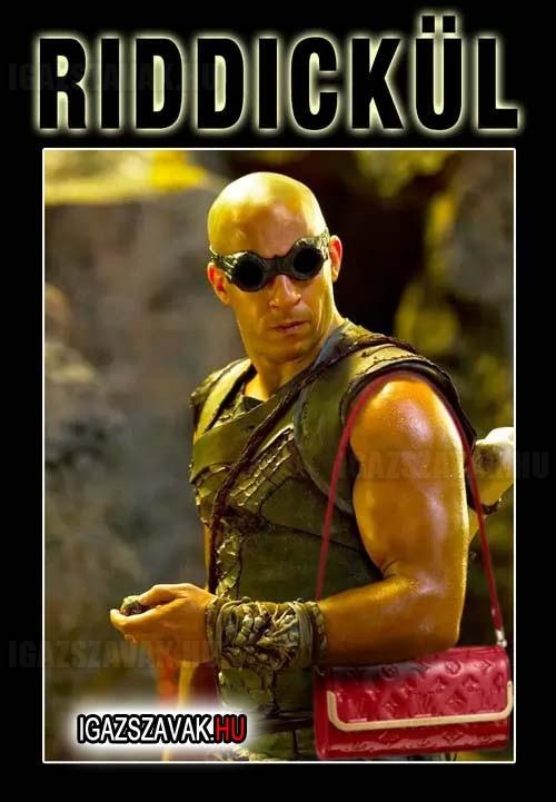 Riddickül