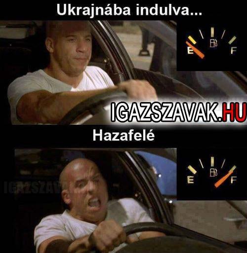 Ukrajnába indulva