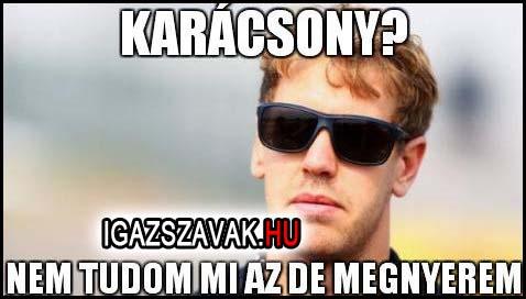 Vettel megnyeri...