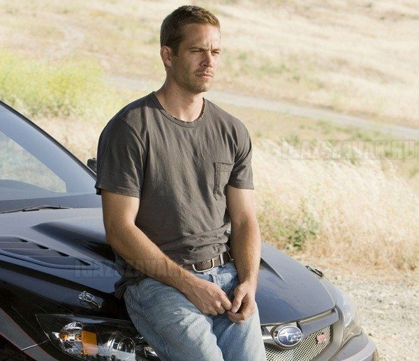 Fast & Furious movie image Paul Walker