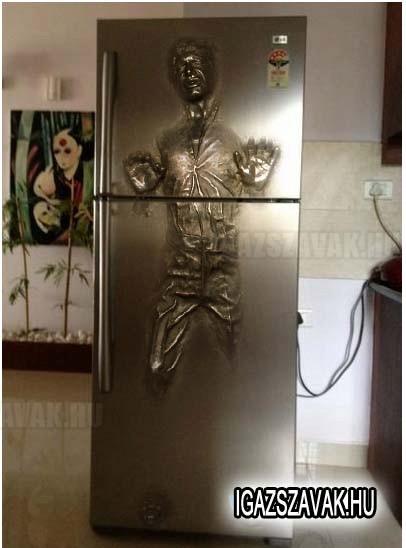 A legmenőbb hűtő a világon