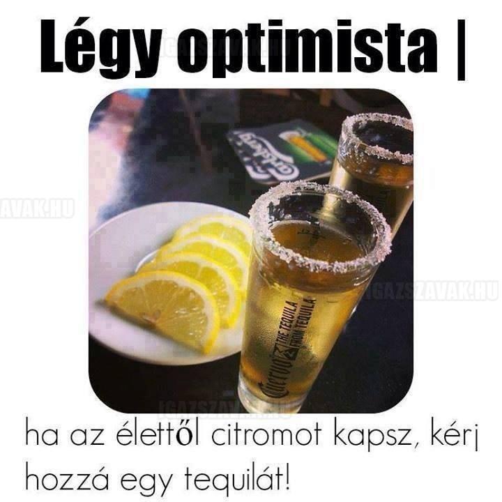 Légy optimista