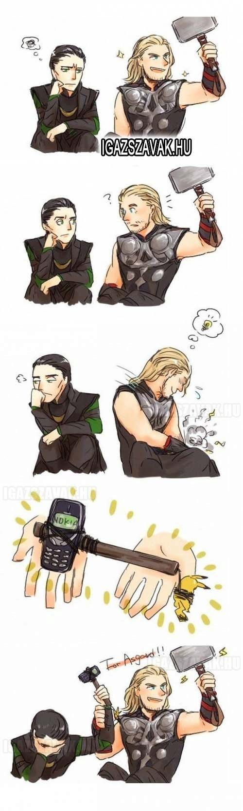Thor a jószívű