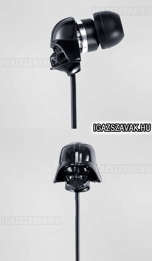 Star Wars - Darth Vader fülhallgató