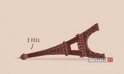 Csak az Eiffel torony