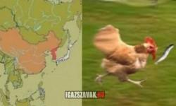 Kína és Japán