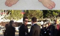 Jim Carrey az Oscar-gálán