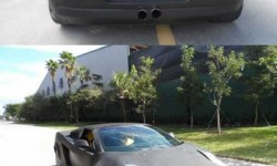 Lamborghini Gallardo replika Dodge alapon, házi készítés
