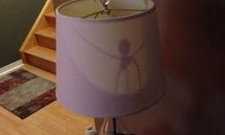 Az új lámpám árnyéka a frászt hozta rám