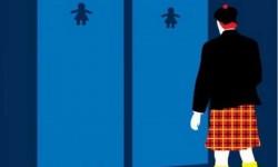 Ez nehéz ügy Skóciában!