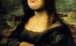Ha Mona Lisát 2013-ban festették volna