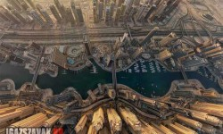 Dubai az égből