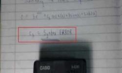 A barátnőm nem érti, miért bukott meg matekból