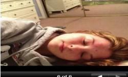A kedvesem lefényképezett miközben alszom- a tükör nem hazudik srácok
