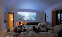 A tökéletes TV-néző hely!
