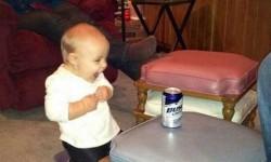 Az első söröm!