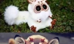 Különleges, valósághű fantázia állatfigurák