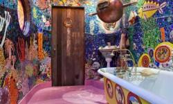 Király egy fürdőszoba