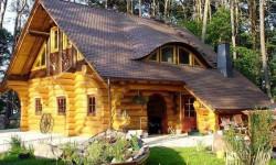 Meseszép faház