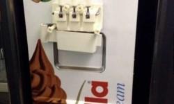 Nutella fagyi gép