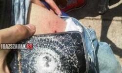 Életet mentett az iPhone