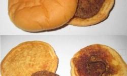 14 év után így néz ki egy mekis hamburger