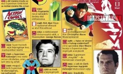 75 éve jelent meg az első Superman