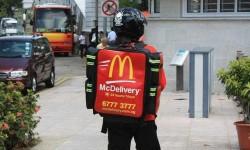 Házhoz szállít a McDonald's már Magyarországon is!