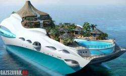 Azt hiszem, ezen a hajón lehet nyaralni