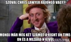 Csak Chris Lawyer