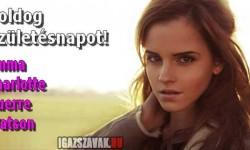 Emma Watson 23 lett