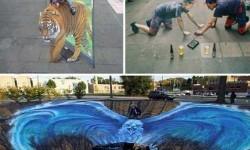 Valósághű 3D utcarajzok