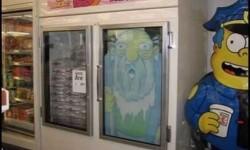 Kwik-E-Mart – A bolt a Simpson családból a valóságban