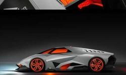 Felejtsd el a Batmobilt, tudok egy jobbat, Lamborghini Egoista