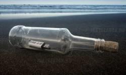 Üzenet a palackban a 21. században