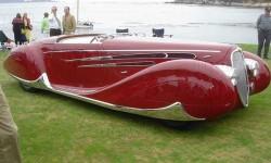 Egy 1939 Delahaye 165