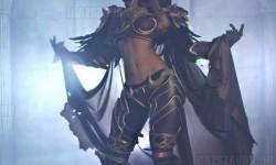 Lady Sylvanas cosplay (World of Warcraft)