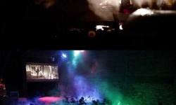 Pezsgőfürdős mozi a legújabb őrület