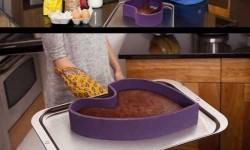 Őrületes újítás, saját elképzelésű sütőforma