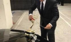 Tom Hanks az a  férfi aki nem szereti véka alá rejteni a sikereit