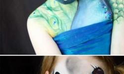 A legjobb gyerek arcfestések