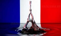 Az Eiffel Torony egy csepp vízből