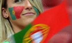 Ilyen fotogének a portugál rajongok?
