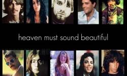 A Mennyországban csodálatos lehet a zene